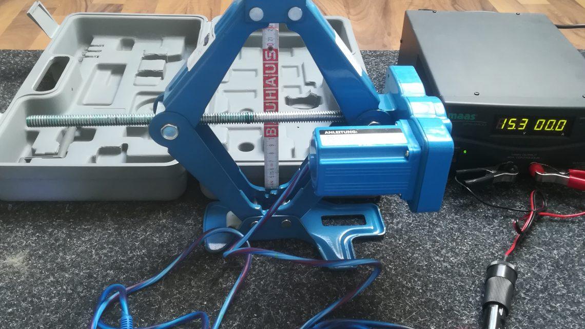 ZWIFTAVATOR – Mechanik Testlauf 1